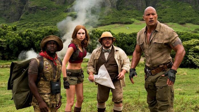 Nejlepší filmy, které se odehrávají v džungli