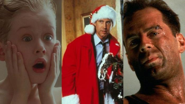 Vánoční filmové odrhovačky, které všichni milujeme