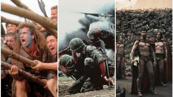 Epické filmové bitvy