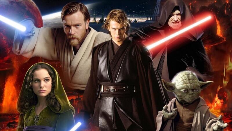 Proč jsou prequely Star Wars vlastně skvělé