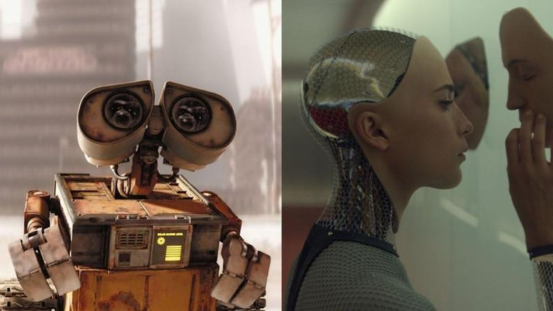 15 nejlepších filmových robotů